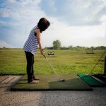 How to Practice Golf at the Driving Range